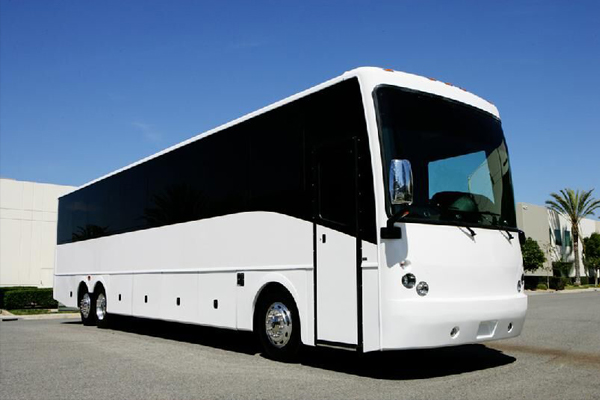 50 passenger charter bus rental Cary