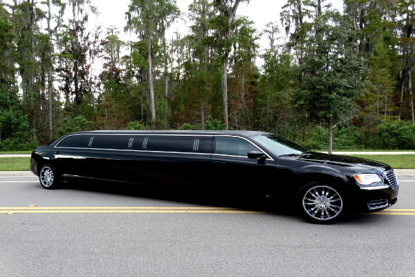 Chrysler 300 limo service Cary