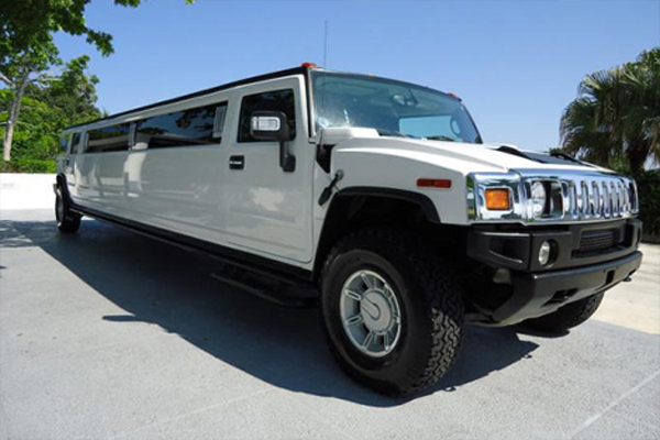 Hummer Cary limo rental