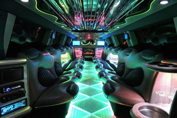 Hummer limo rental Cary