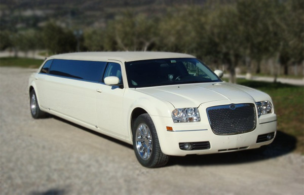 Cary 10 Passenger Limo